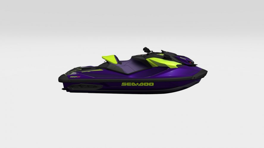 Sea-doo RXP-X RS 300 Premium Midnight-Purple foto: 1