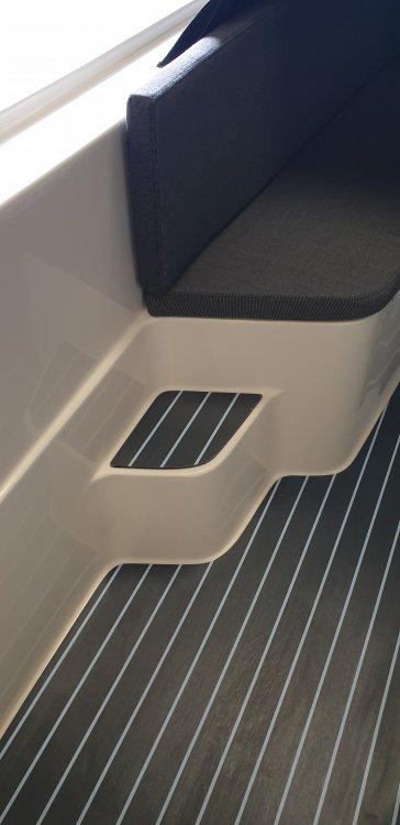 MEGA OPRUIMING!! Felor 590 Tender met 20pk VAARKLAAR!!  foto: 11