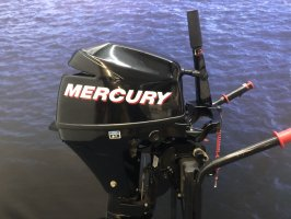 Mercury 9.9 Short Tail