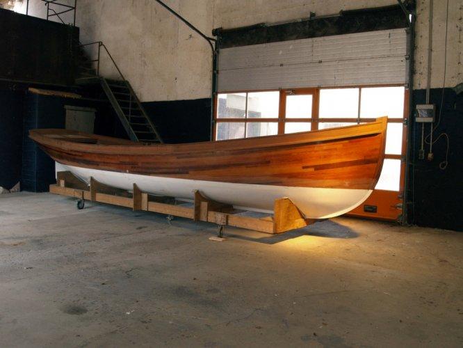 Eigenbau Cutterboat / Wanderkutter foto: 1