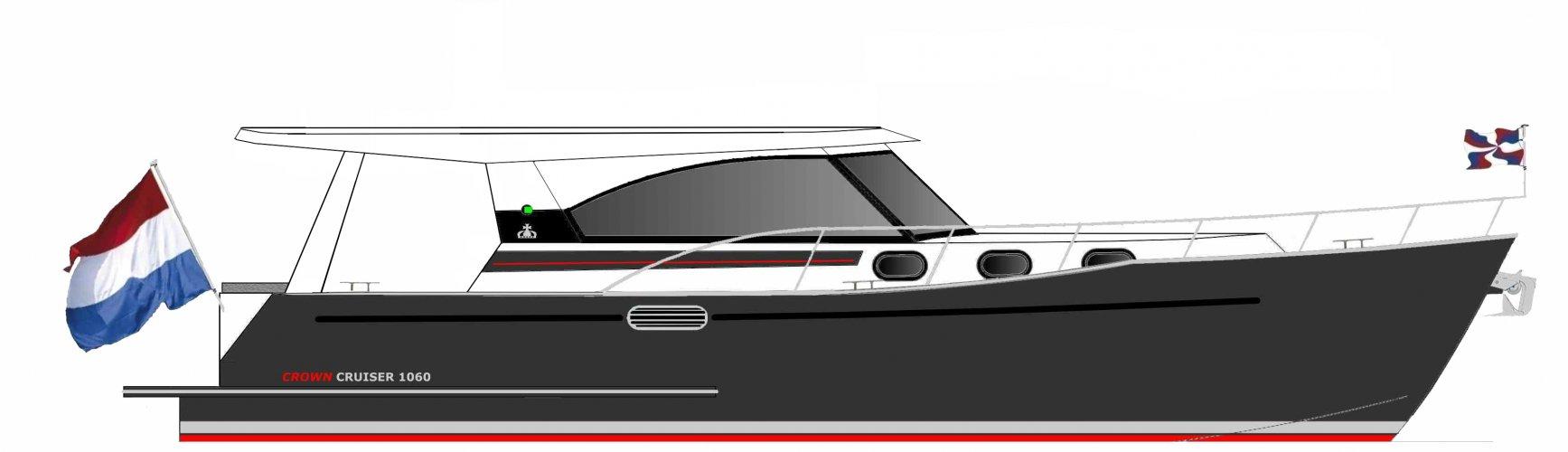 Nieuwbouw Crown Cruiser X.5 foto: 0