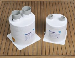 Halyard 200mm waterlock - MISC GRP