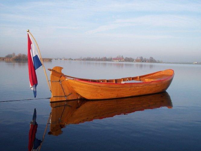 Willem Vos sloep / Hollandse boot foto: 0