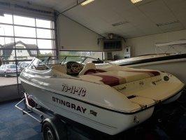 Stingray 192 RX