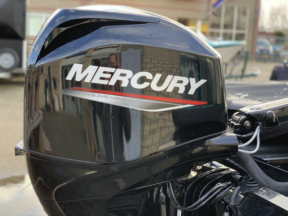 Mercury Nieuwe F60ELPT EFI 60pk buitenboordmotor foto: 0