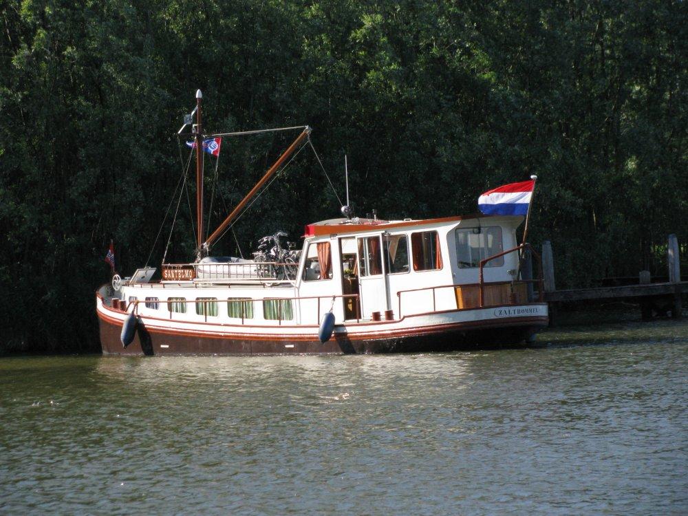 Dutch Barge Steilsteven foto: 46