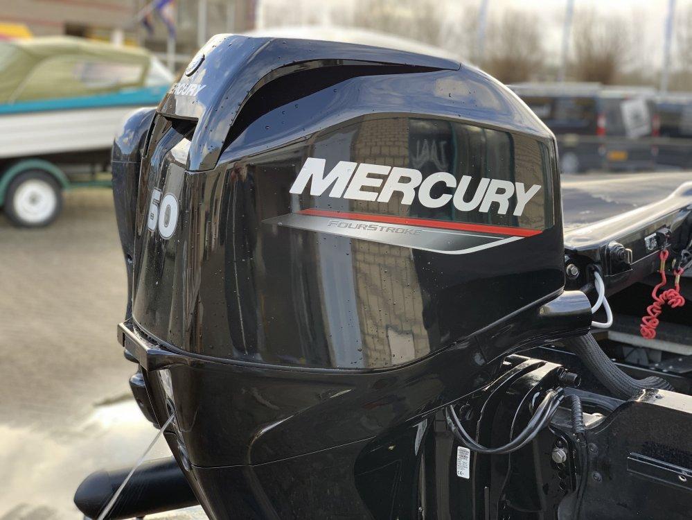 Mercury Nieuwe F60ELPT EFI 60pk buitenboordmotor foto: 13