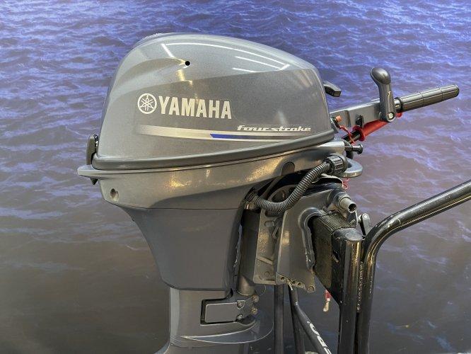 Yamaha 9.9 pk buitenboordmotor F9.9JMHS kortstaart foto: 1