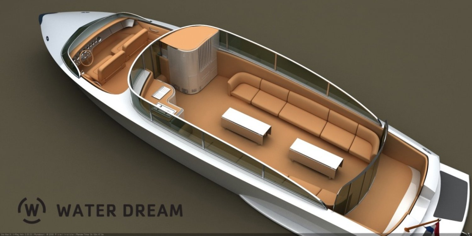 Waterdream Limousine Tender foto: 13