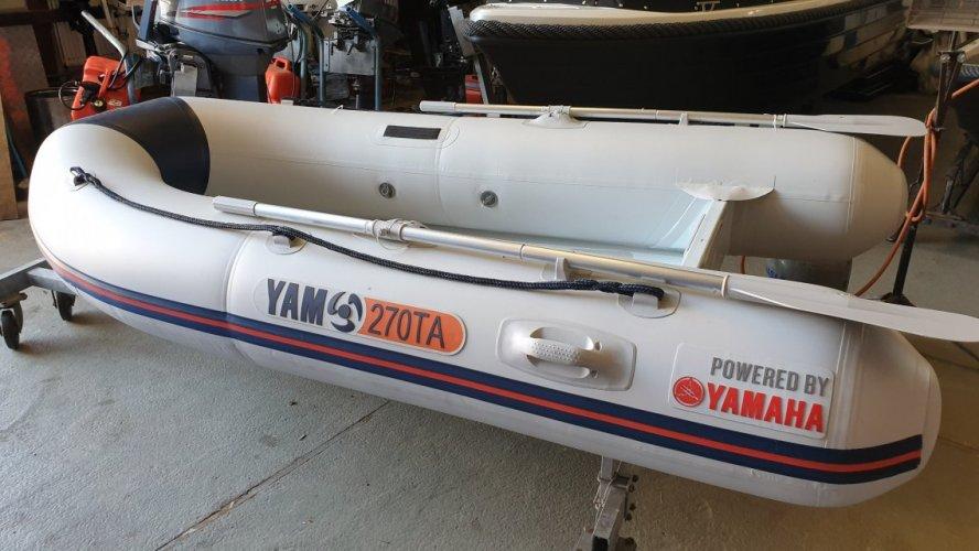 Yamaha Yam 270 foto: 1
