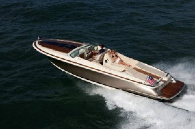 Chris Craft 34 Corsair foto: 1