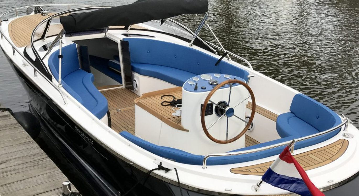Spirit 28 tender & SHOWROOM LEEGVERKOOP foto: 1