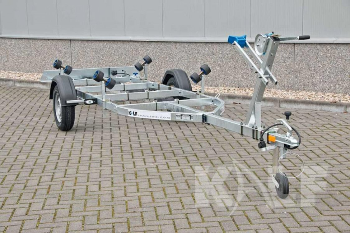 Kalf 750kg boottrailer foto: 4