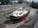 Sleepboot Tug boat CVO certificaat! foto: 1
