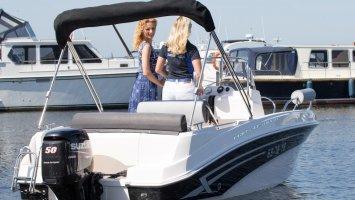 Prins 475 sportboot  open