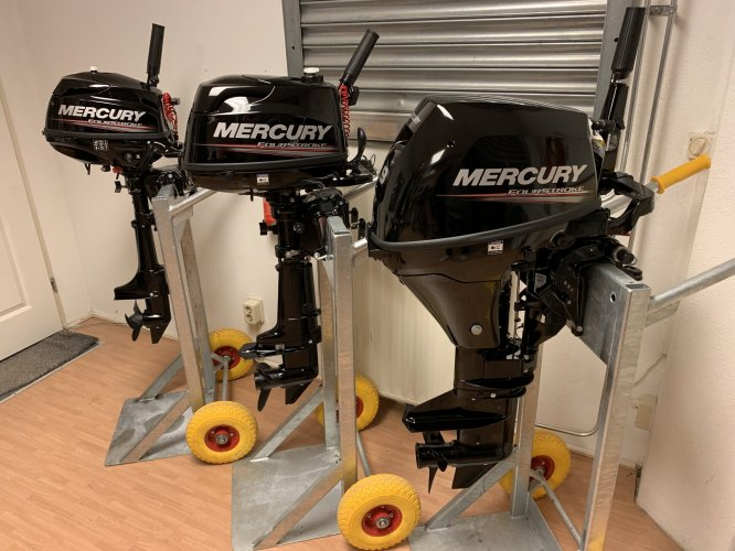Mercury Buitenboordmoten voor de scherpste prijs! 4takt