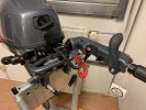 Yamaha Nieuwe 8PK 9.9PK 4takt 8 pk 9.9 pk foto: 4