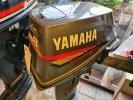 Yamaha 8pk 2 takt langstaart  foto: 0