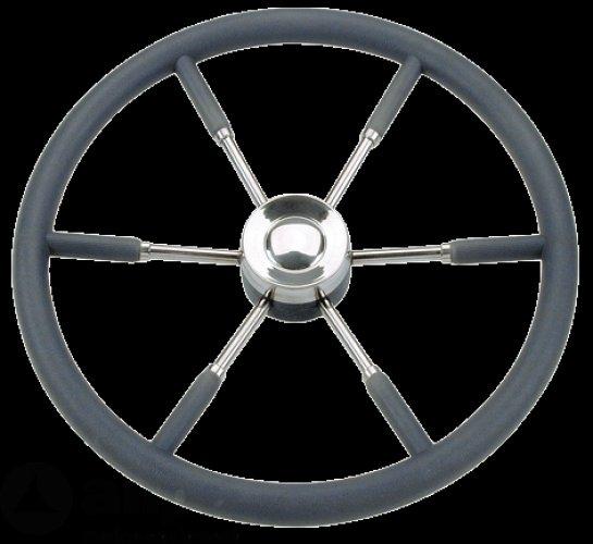 FlevoNautica: Stuurwiel Allpa 55 cm met 60% korting Nieuw! Flevonautica foto: 0