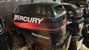 Mercury 15pk 4-takt kortstaart foto: 0