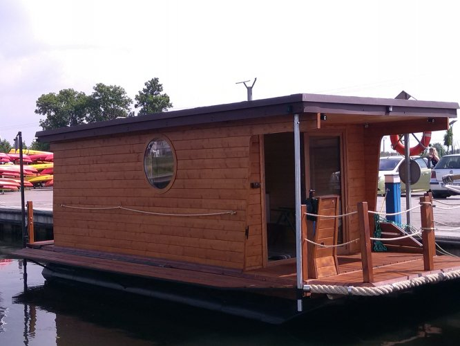 Houseboat ZOE 800 Plus Boat foto: 0