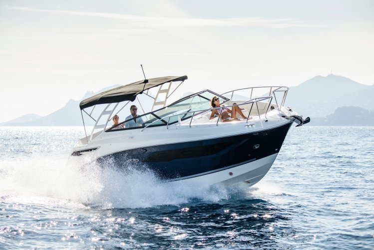 Sea Ray Sundancer 290 foto: 1