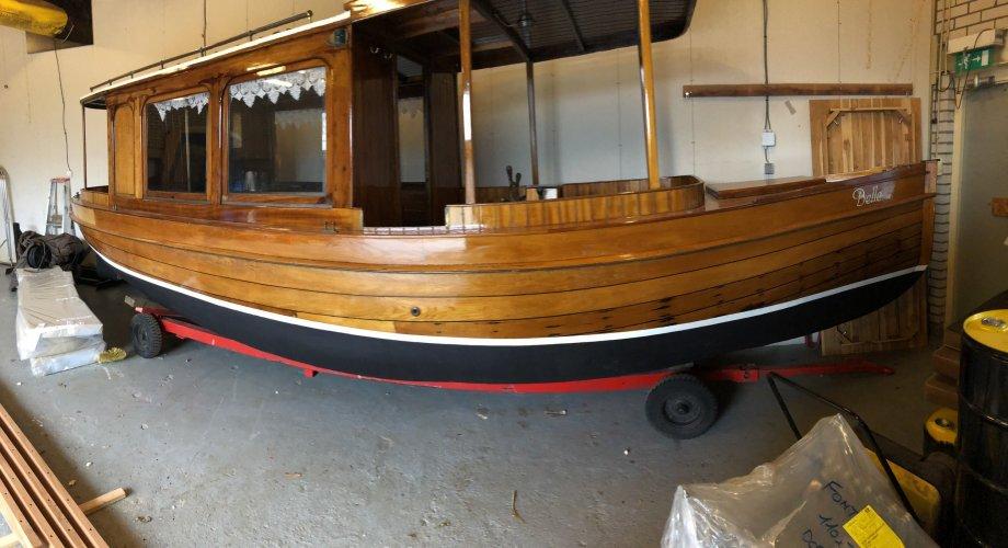 Salonboot / Notarisboot Teeuw Rotterdam 1926 foto: 1