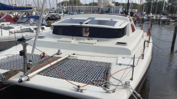 Mono & Multihull Boatbuil Nimble 36,9
