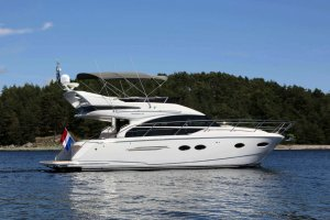 Princess 43 Flybridge | 2016