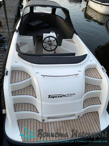 Topcraft 565 tender vaarklaar foto: 0