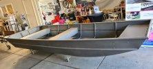 Allcraft CARP500 Aluminium platbodem *Topkwaliteit  foto: 0