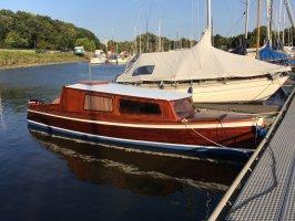 Klassieke Kajuitboot