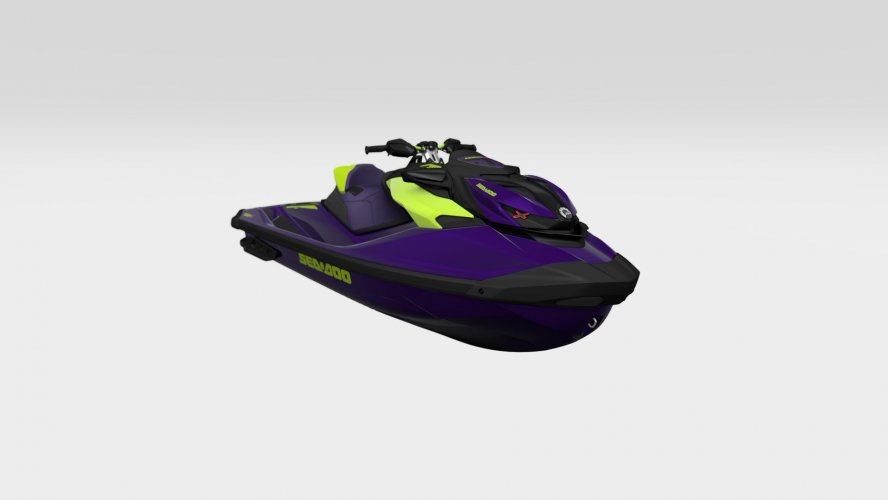 Sea-doo RXP-X RS 300 Premium Midnight-Purple foto: 0