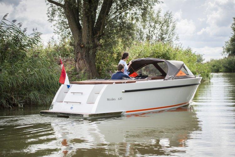Maxima Boat 630