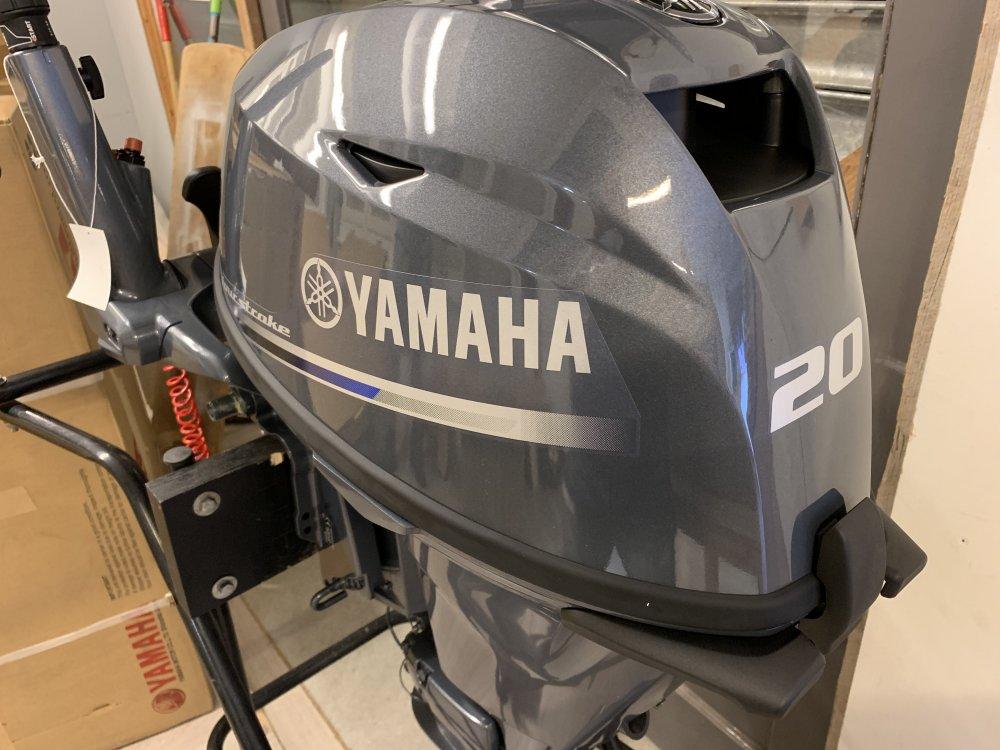 Yamaha ACTIE 20pk 15pk  F20BMHS foto: 0