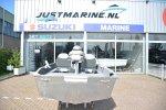 Marine 500 Fish SC DLX aluminium visboot voor profs. foto: 3