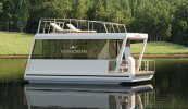 Houseboat Nomadream 1300 Single Decker foto: 3