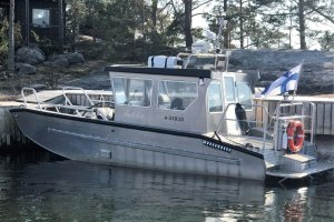Lamor 7500 LC Cabin