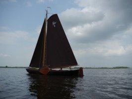 Sailing barge Nije sylpream