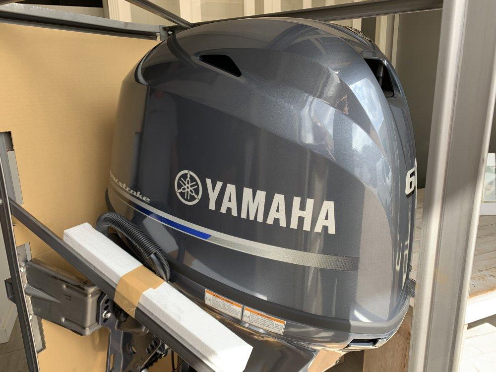 Yamaha 50pk 60pk 70pk NIEUWE modellen ACTIE!!! foto: 2