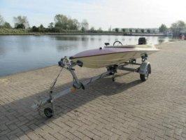 Snel speedbootje - OP VOORRAAD -