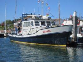 Motor ship Oosterom (Ex Rijkswaterstaat Directorate of Vessel)