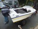 Bekro speedboot (zonder motor) Met 9.9pk motor en trailer foto: 3