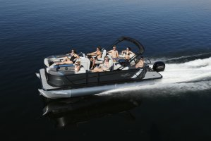 Sunchaser Geneva 22 LR DH Sport Pontoonboot