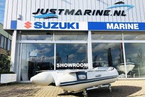 Nimarine MX 350 Alu rubberboot Direct uit voorraad leverbaar!