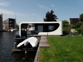 Houseboat Tiny Float Tiny Float One