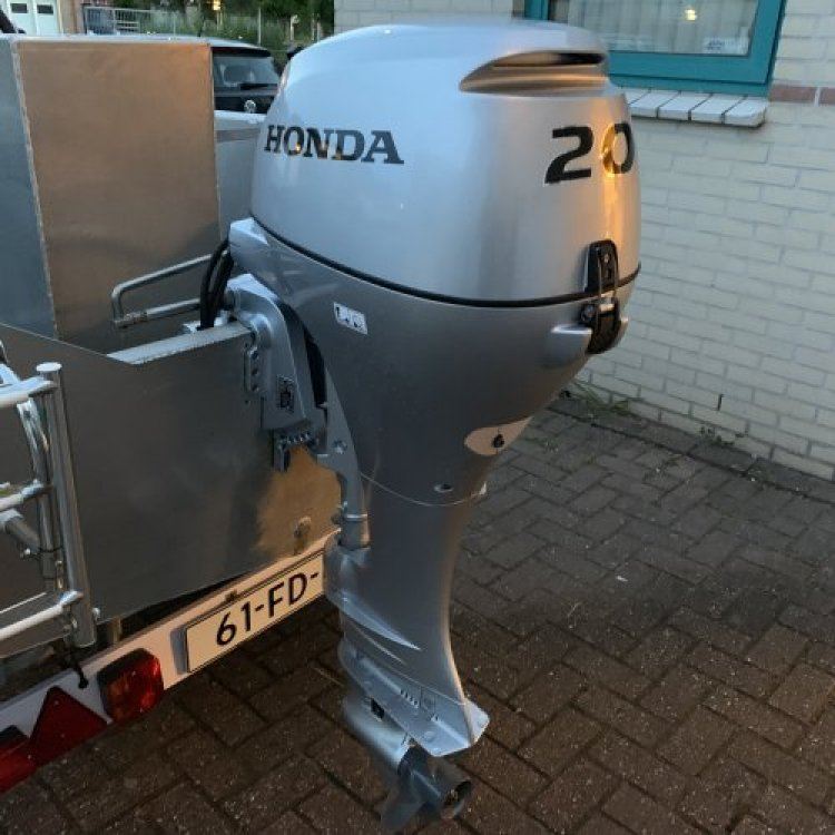 Honda Nieuwe 20pk Actieprijs 15 pk 20 pk  foto: 4