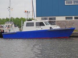 Mulder & Rijke Marine Tender 1000