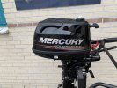 Mercury 6pk 4takt buitenboordmotor foto: 2