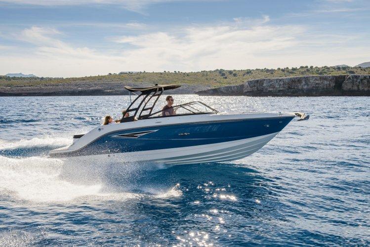 Sea Ray SLX 250 foto: 0